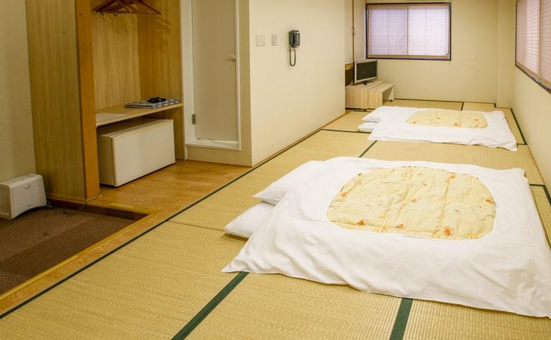 ビジネス旅館 梅崎 客室
